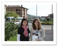 Ganadora del viaje: Irune Elizondo (Urrotz)