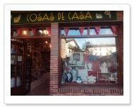 COSAS DE CASA - CONCURSO ESCAPARATES