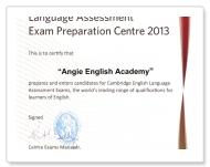 ANGIE ENGLISH ACADEMY