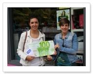 100 EUROKO 8 BALEEN ZOZKETA
