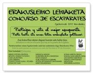 ERAKUSLEIHO LEHIAKETA